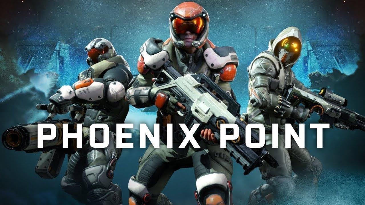 Phoenix Point | Epic Games | Гарантия | Подарки