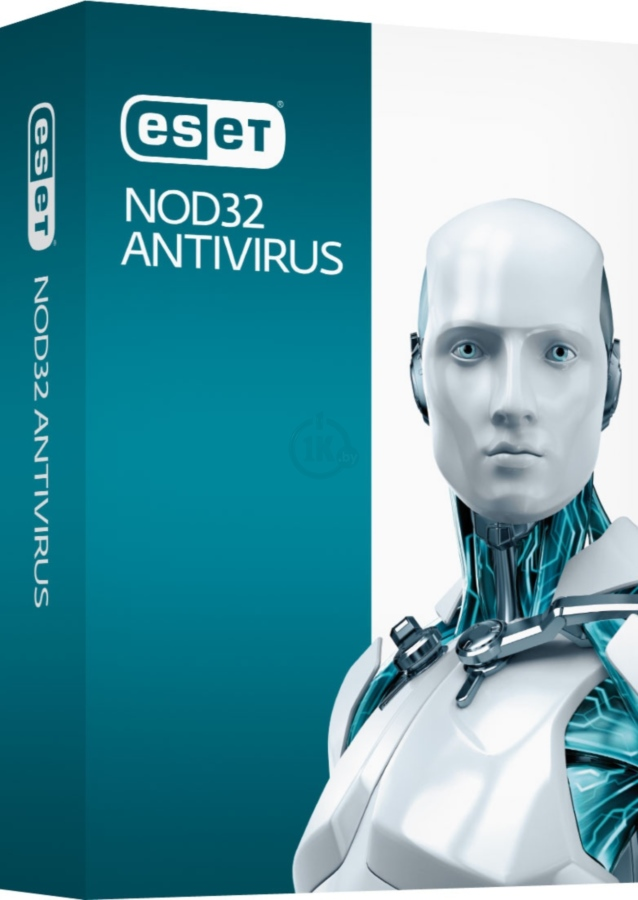 ESET NOD32 Antivirus 1 PC 1 year + Gift card +price