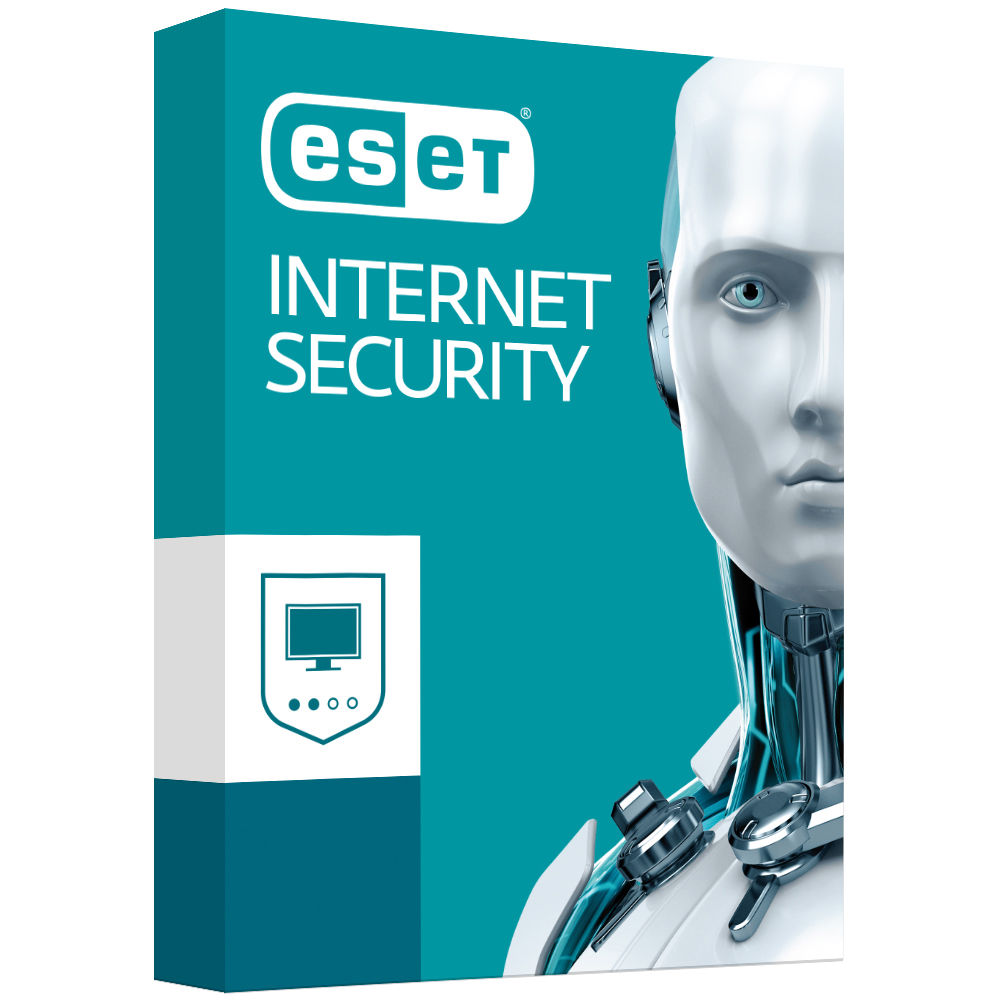 ESET Internet Security 2019 1PC 2year +gift card+price