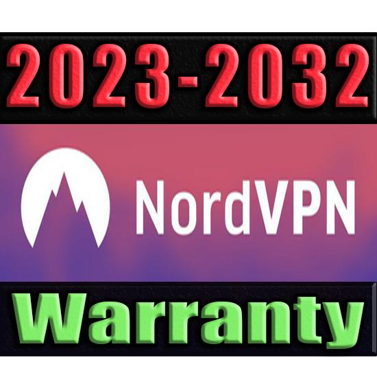 Фотография nordvpn   premium до 2023-2032 ✅ гарантия (nord vpn) 🔥