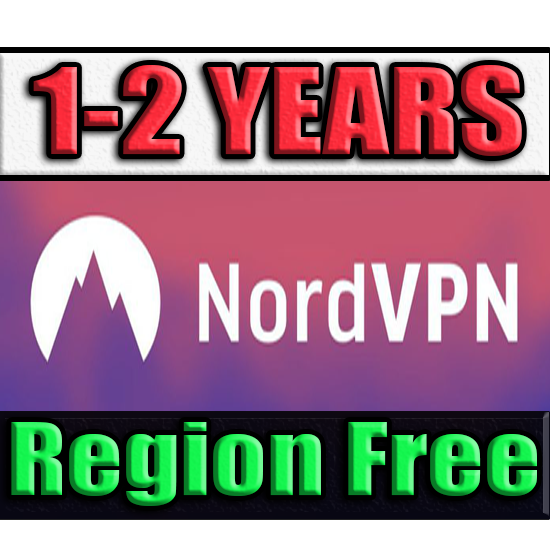 NordVPN l SUBSRIPTION 1-2 YEARS ✅GUARANTEE (NORD VPN)🔥