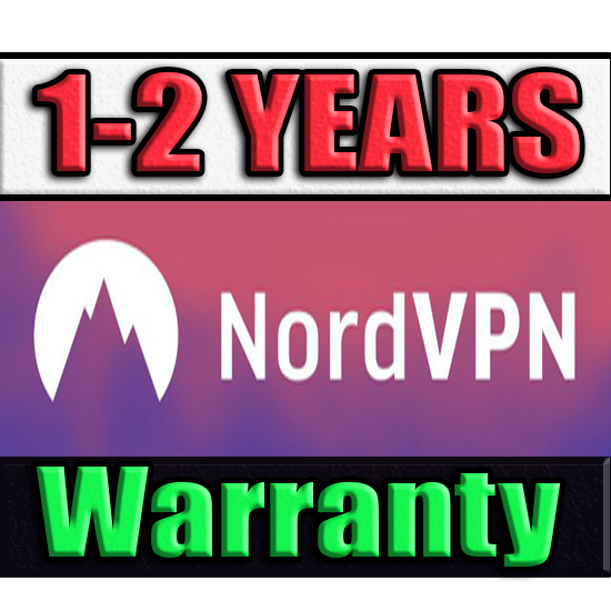 Buy NordVPN l SUBSRIPTION 1-2 YEARS ✅GUARANTEE (NORD VPN)? and download