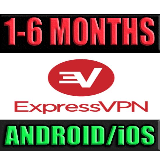 Фотография expressvpn   1-6 месяцев ✅ android/ios (express vpn) 🔥