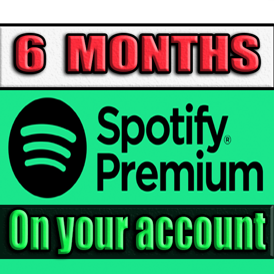 SPOTIFY PREMIUM ✅FOR YOUR ACCOUNT🎁 6 MONTHS WARRANTY🔥