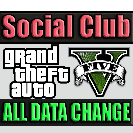 GTA 5 V ✅ SOCIAL CLUB/ONLINE/GTA 5 ✅ CHANGE MAIL + DATA
