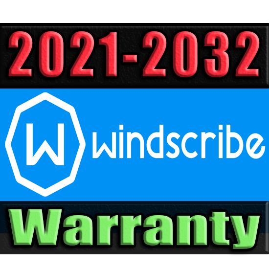 Фотография windscribe | vpn pro (premium) до 2021-2032✅ гарантия🔥