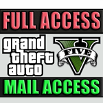 GTA 5 | SOCIAL CLUB/ONLINE✅ FULL ACCESS + MAIL (GTA 5)✅