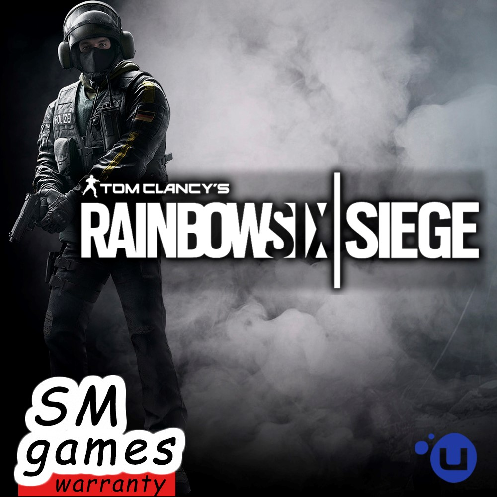 RAINBOW SIX SIEGE | CASHBACK | WARRANTY &#128309