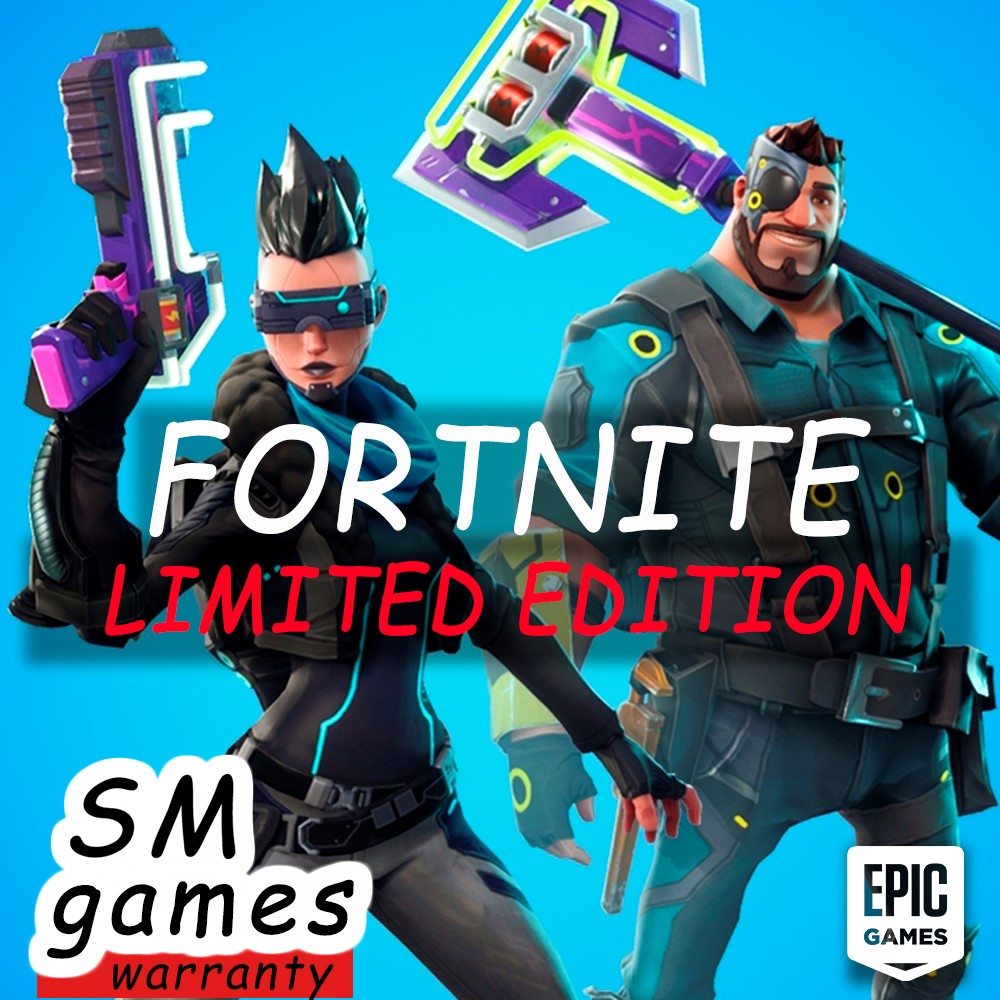 FORTNITE LIMITED EDITION |CASHBACK|REGION FREE🔵