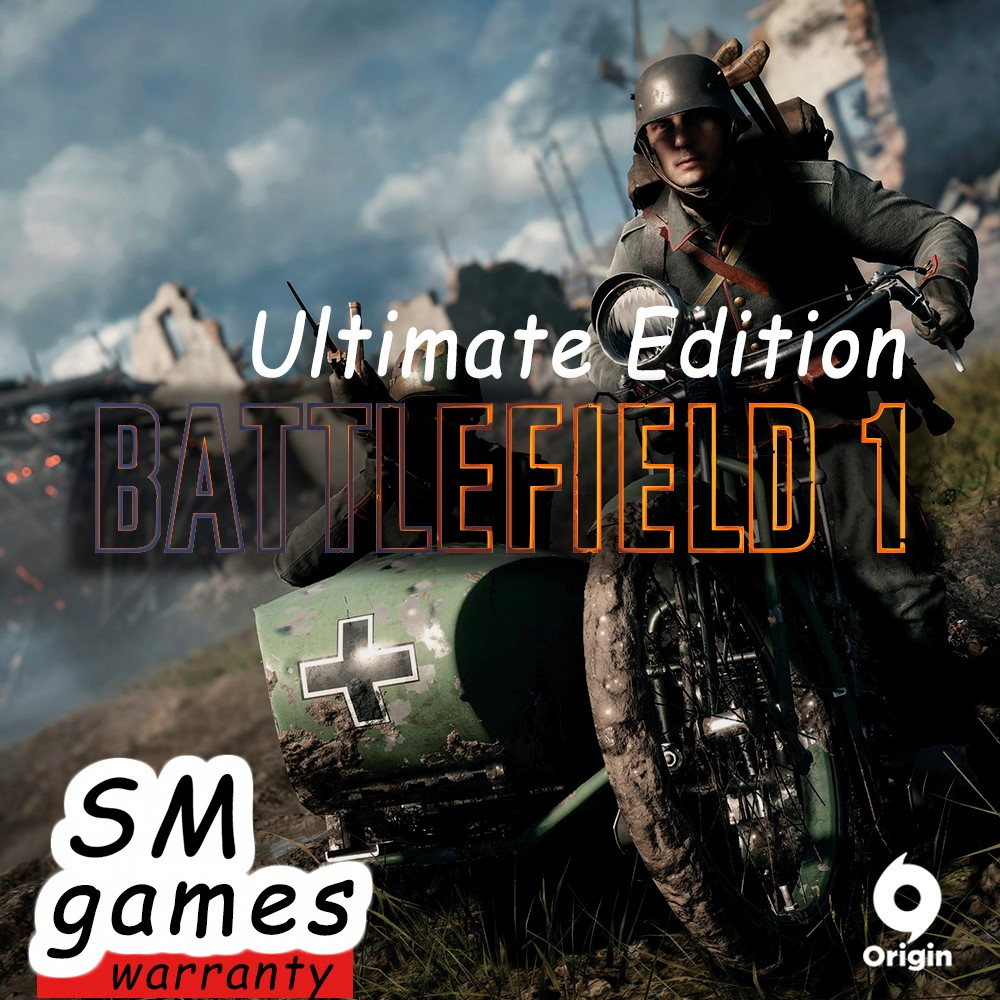BATTLEFIELD 1 | ULTIMATE |CASHBACK|REGION FREE|🔵