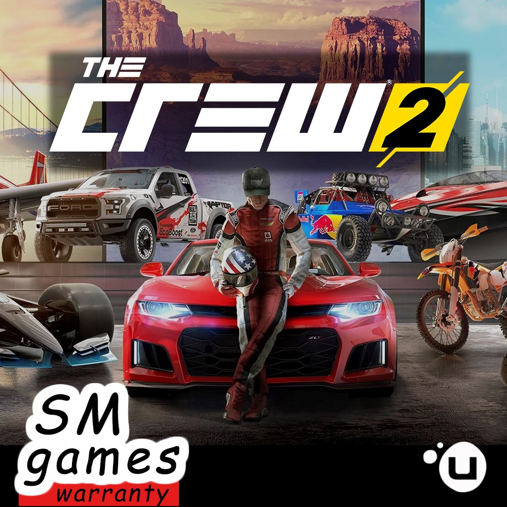 THE CREW 2 | WARRANTY | REGION FREE | &#128309