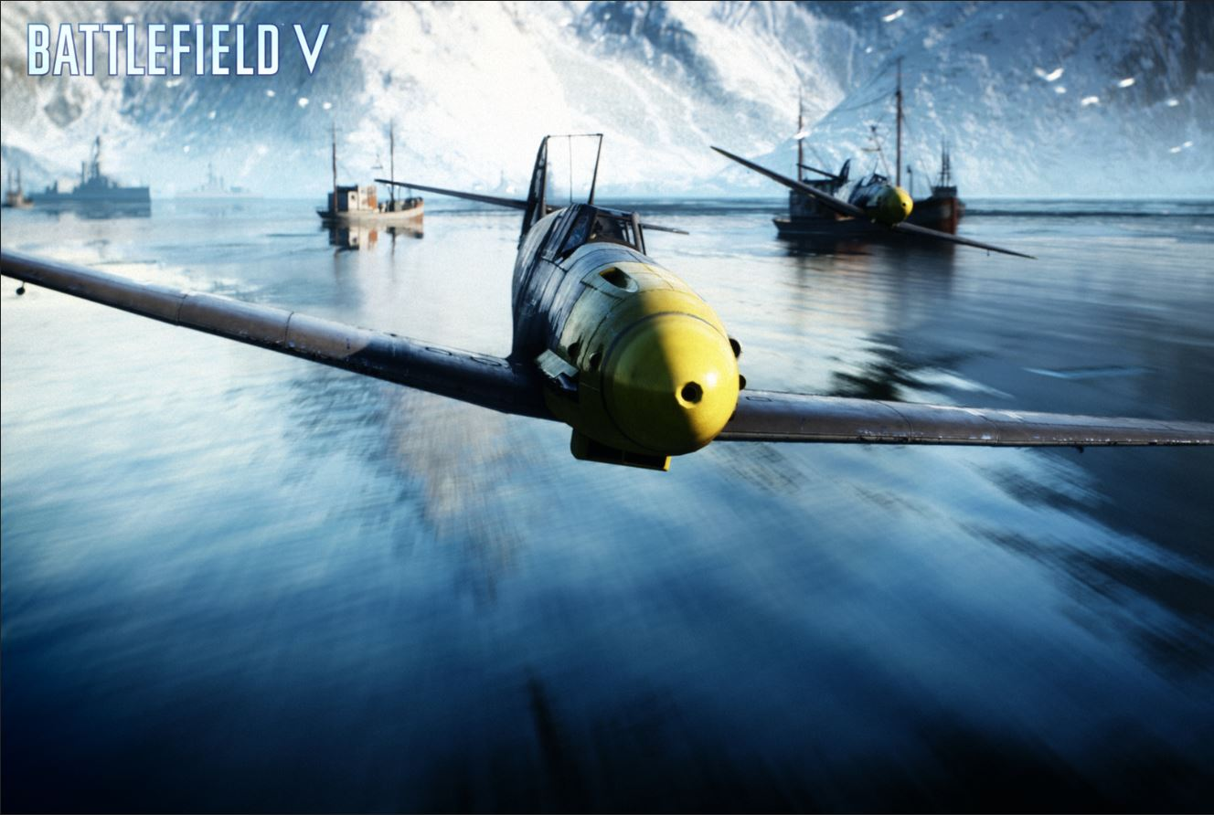 BATTLEFIELD V DELUXE|YOU CAN PLAY EARLY ACCESS&#128309
