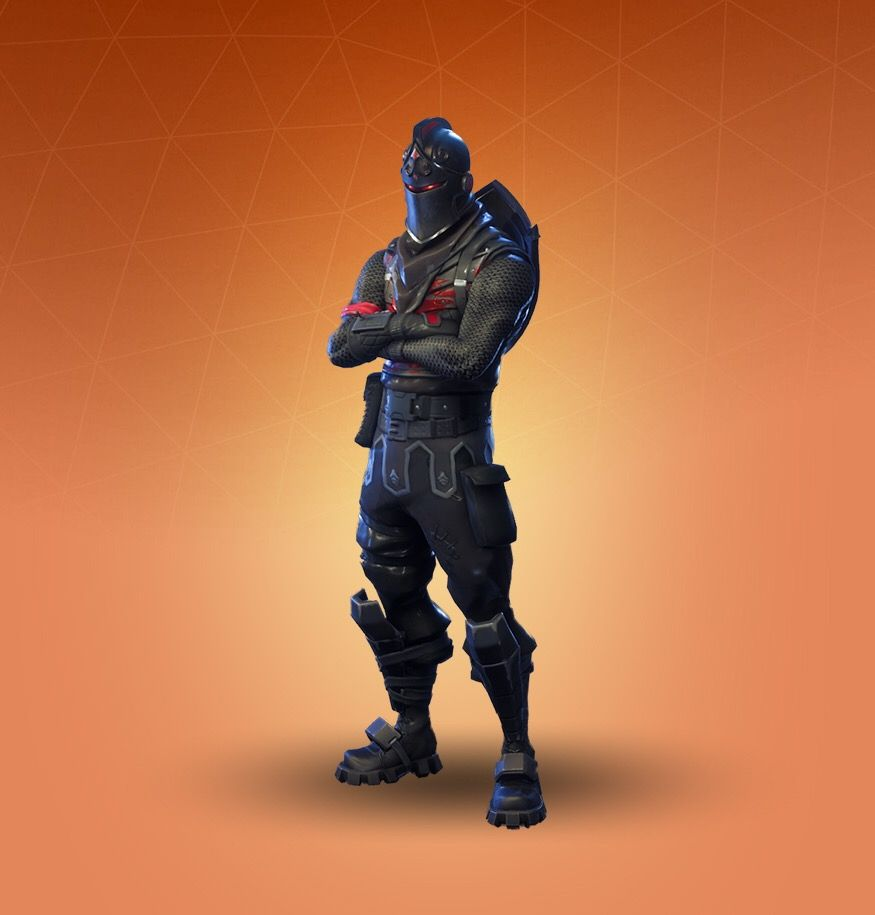 FORTNITE Epic gear BLACK KNIGHT🔵