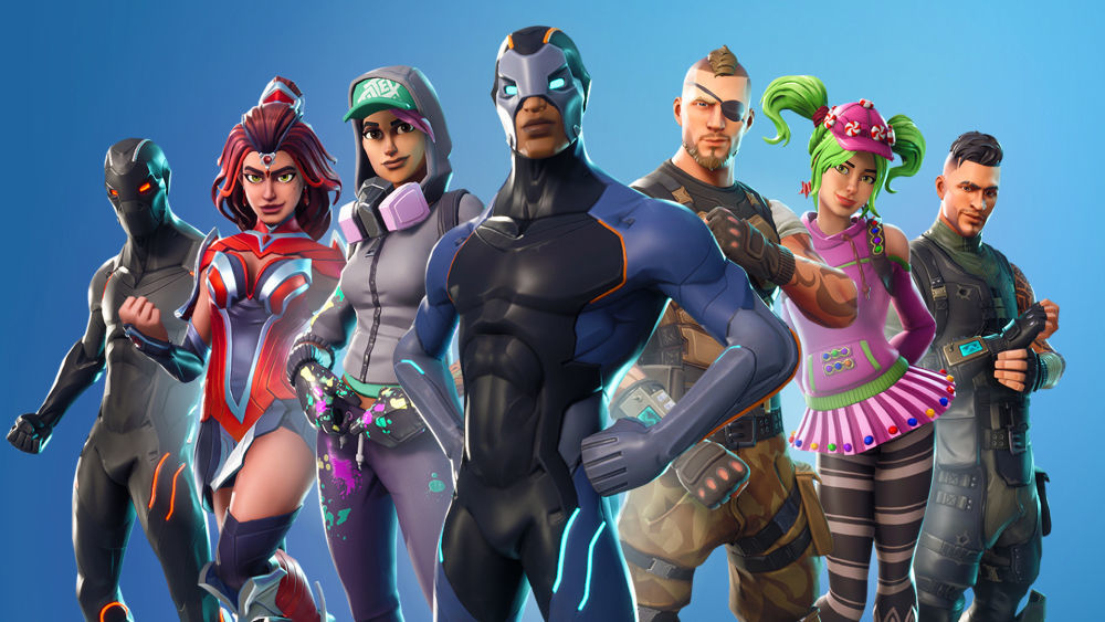 FORTNITE |15-25 PVP SKINS | PC | CONSOLES&#128309