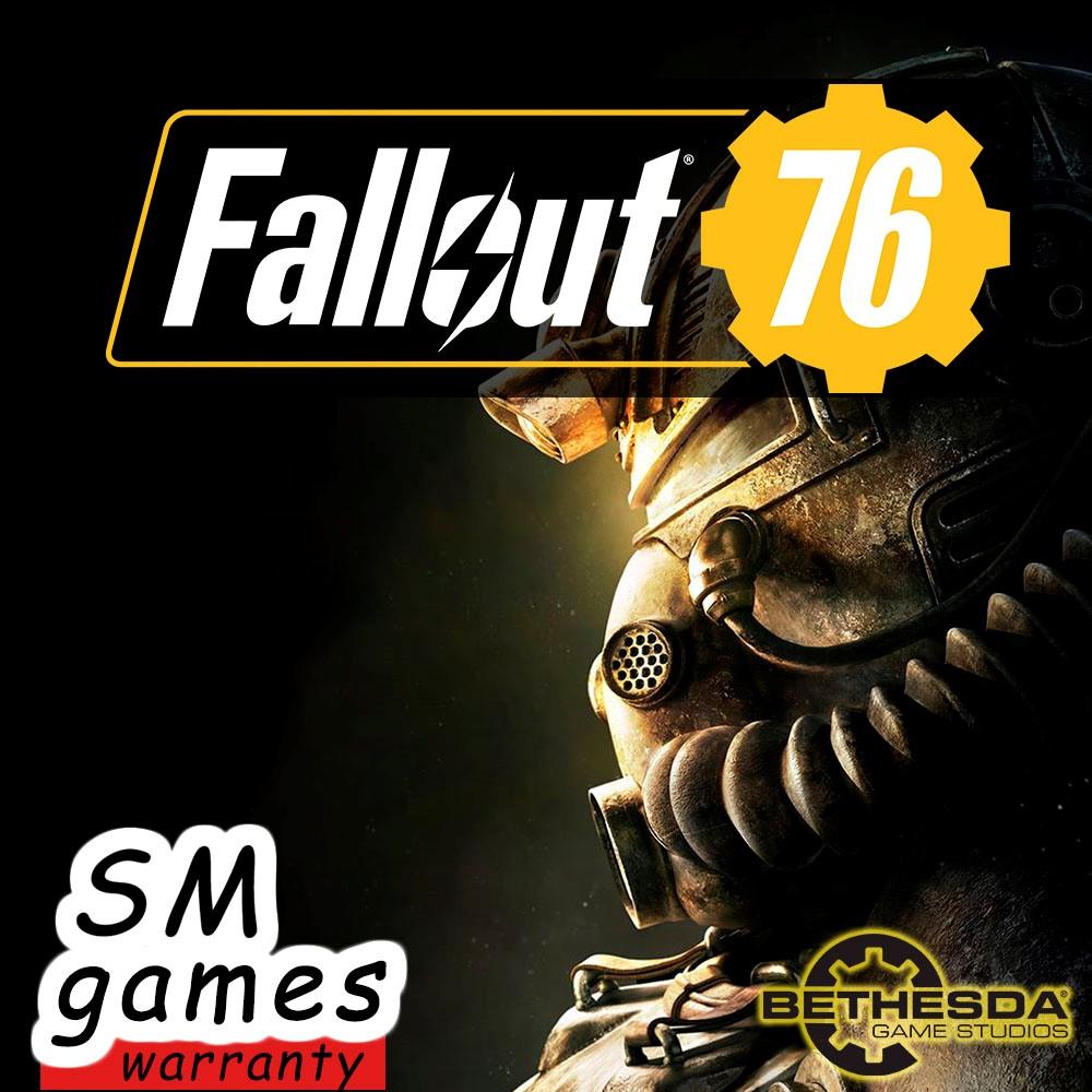 Fallout 76 | Standard | Cashback | Гарантия