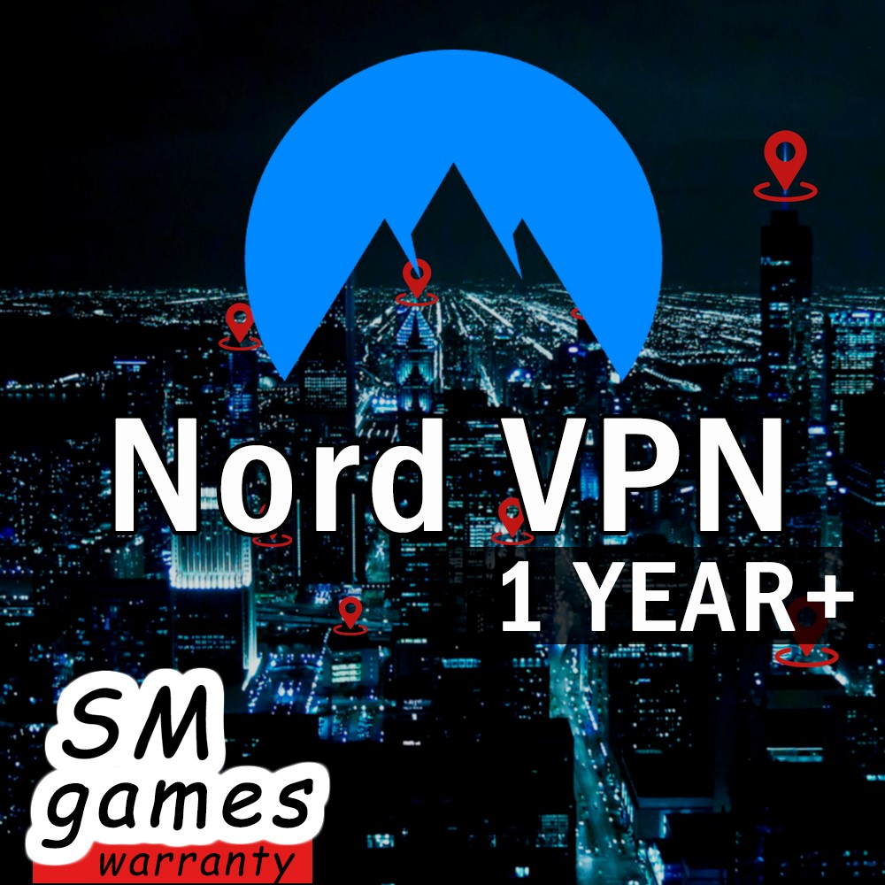 NordVPN | ACCOUNT | SUBSCRIBE 365+ DAYS 🔵