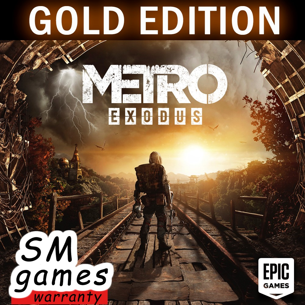 METRO EXODUS GOLD | CASHBACK | ГАРАНТИЯ 🔵