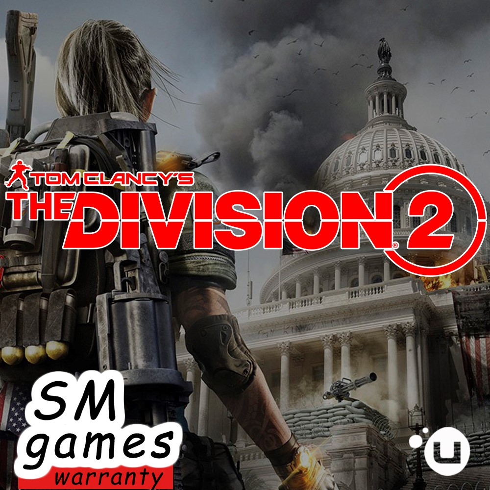 TOM CLANCY'S THE DIVISION 2 |CASHBACK| ГАРАНТИЯ