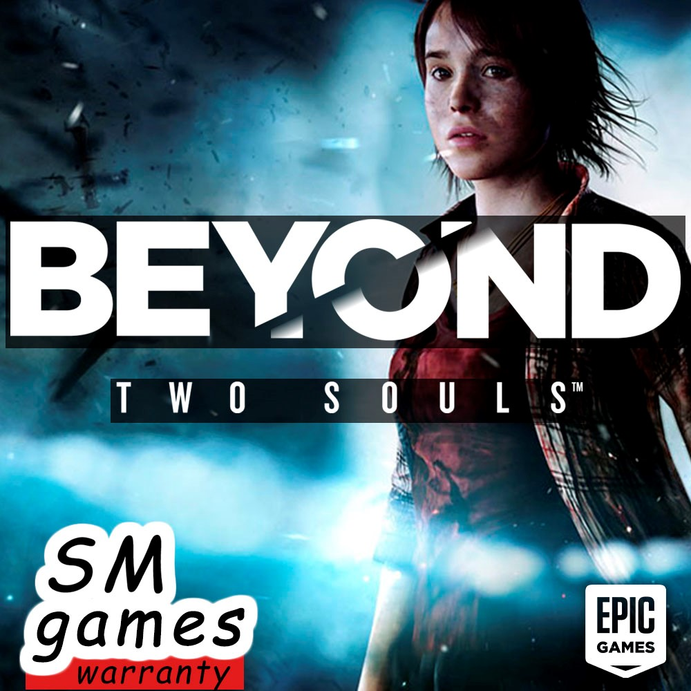 BEYOND: TWO SOULS | EPICGAMES| WARRANTY | CASHBACK|🔵