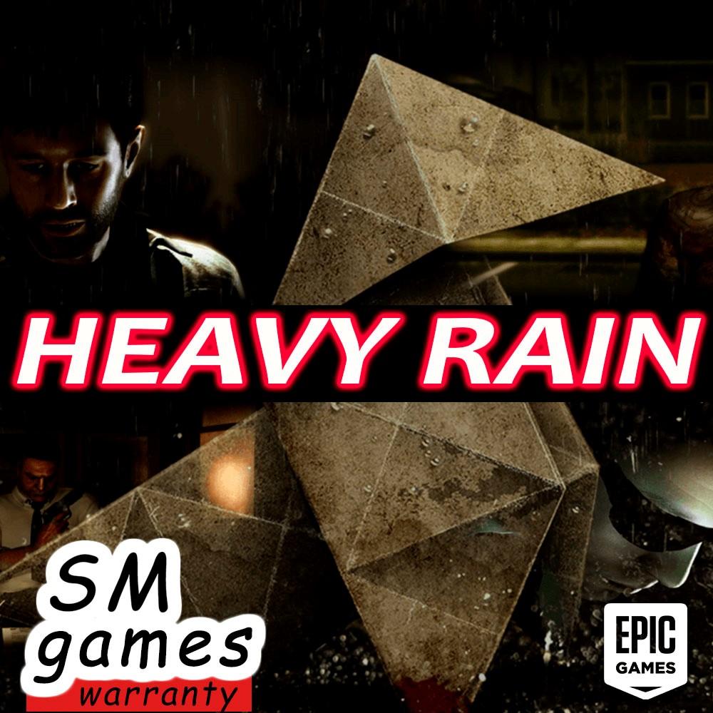 Скриншот  1 - HEAVY RAIN | EPICGAMES| ГАРАНТИЯ | CASHBACK|