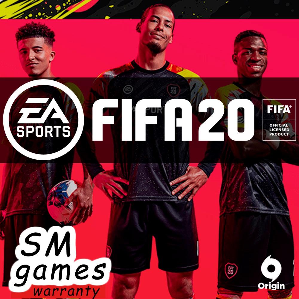 Скриншот  1 - FIFA 20 | CASHBACK | REGION FREE |ORIGIN