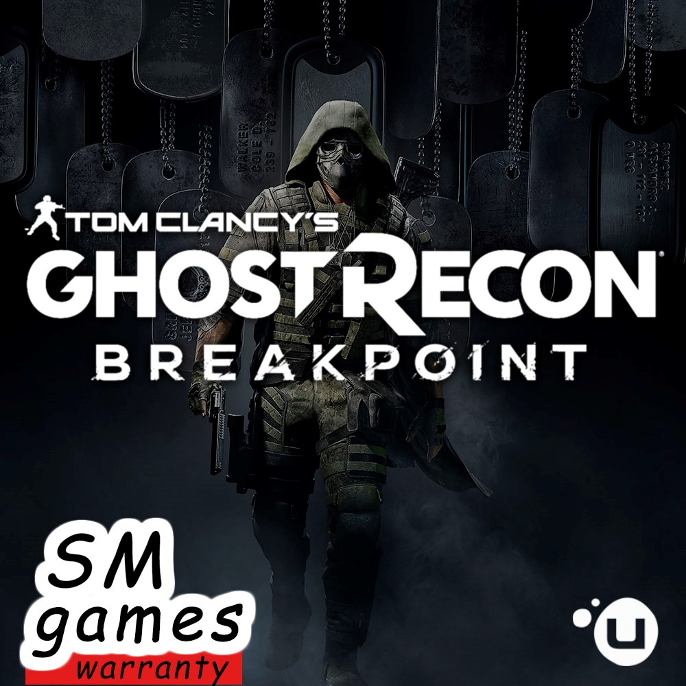 TOM CLANCYS GHOST RECON BREAKPOINT ULTIMAT |WARRANTY|🔵