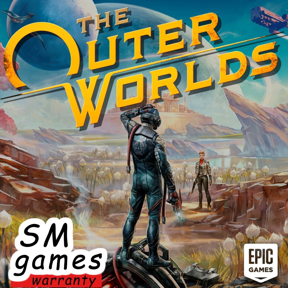 THE OUTER WORLDS| ГАРАНТИЯ| CASHBACK🔵