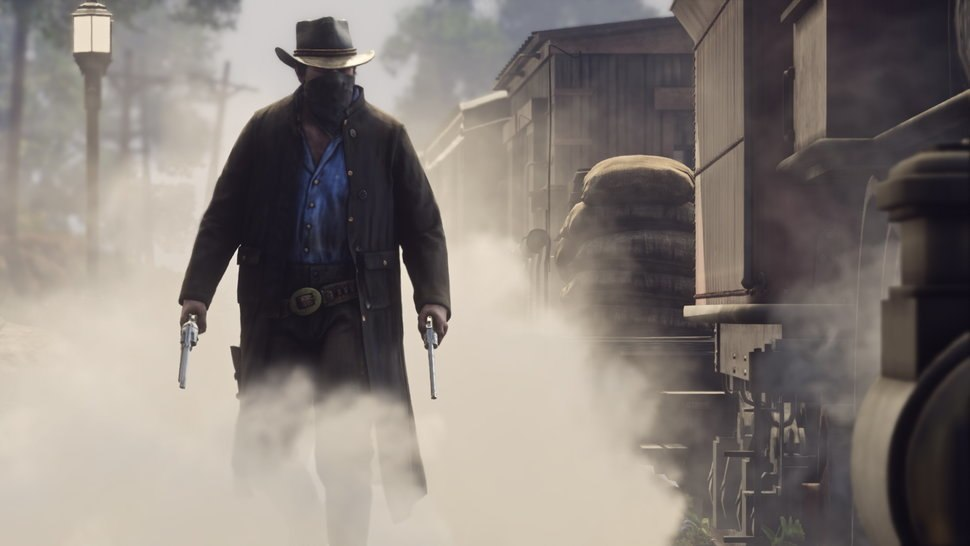 RED DEAD REDEMPTION 2/RDR2 | MAIL CHANGE | WARRANTY