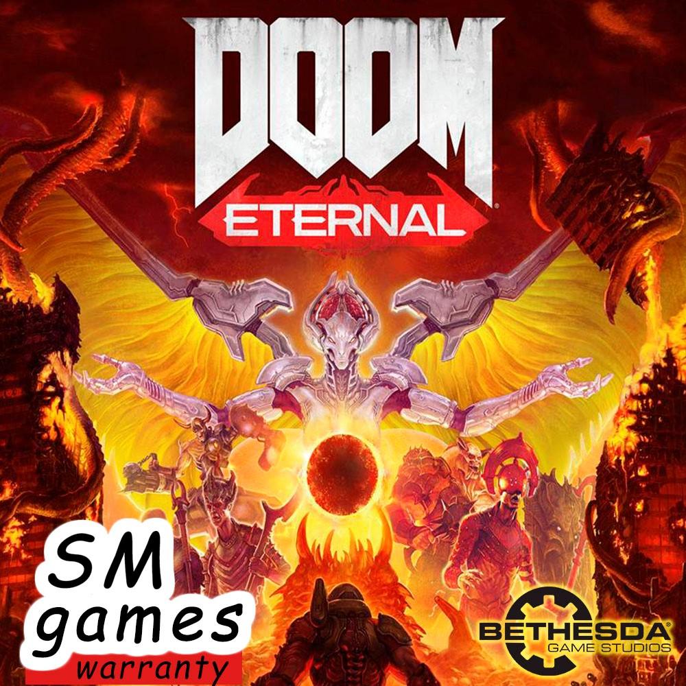 DOOM Eternal Deluxe Edition   Гарантия   Cashback