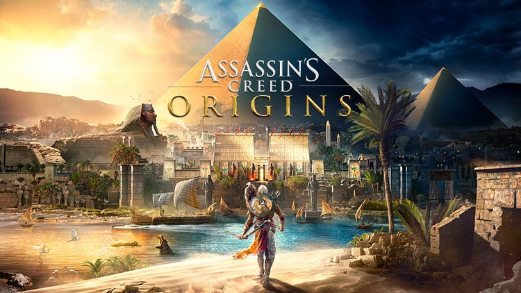 ASSASSINS CREED ORIGINS |CASHBACK| |REGION FREE|🔵