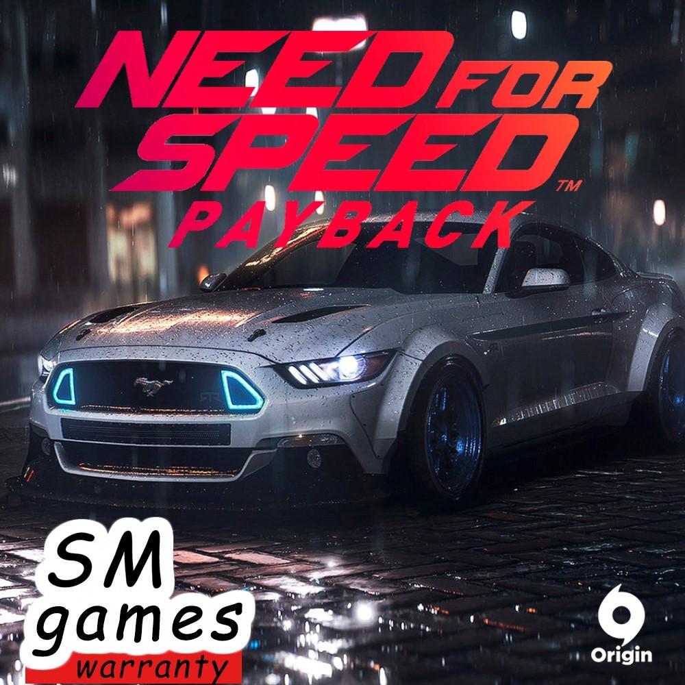 Need For Speed Payback |Гарантия|Бонус| Origin