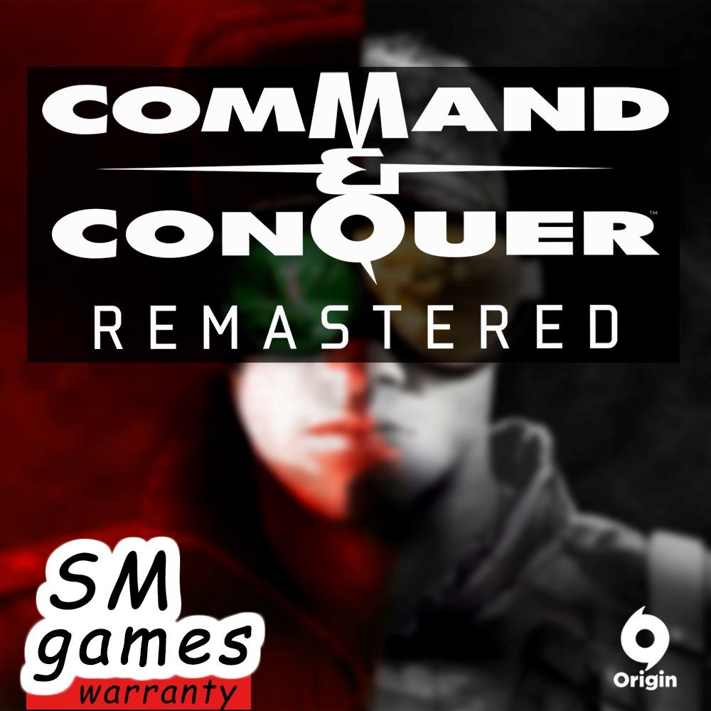 COMMAND & CONQUER REMASTERED | WARRANTY🔵