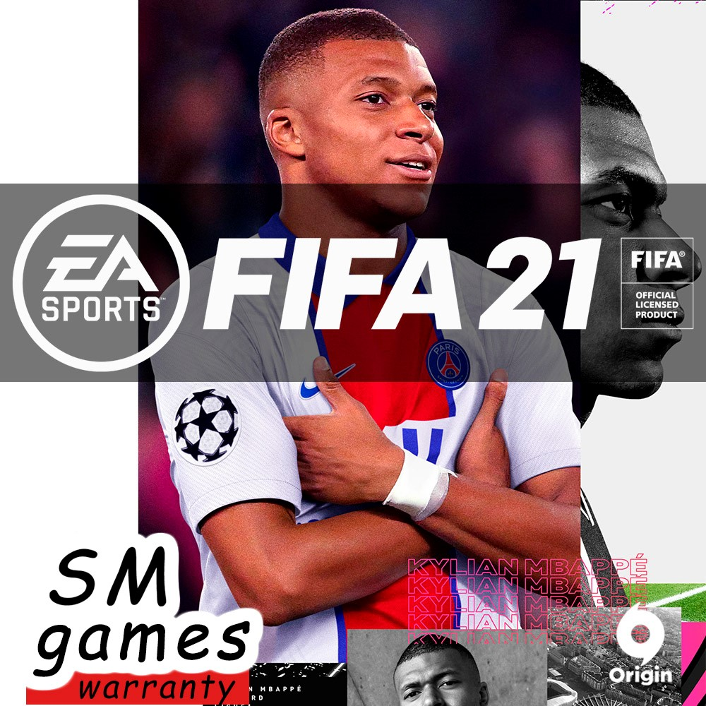FIFA 21 ULTIMATE TEAM  |REGION FREE| WARRANTY🔵