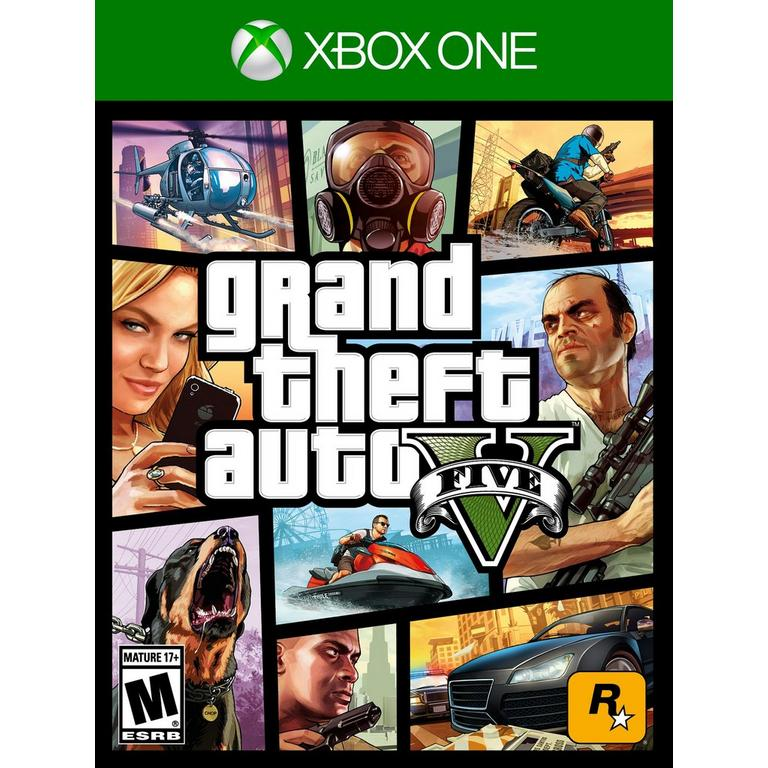 🎮 GTA 5 ¦ Grand Theft Auto V ¦ XBOX ONE