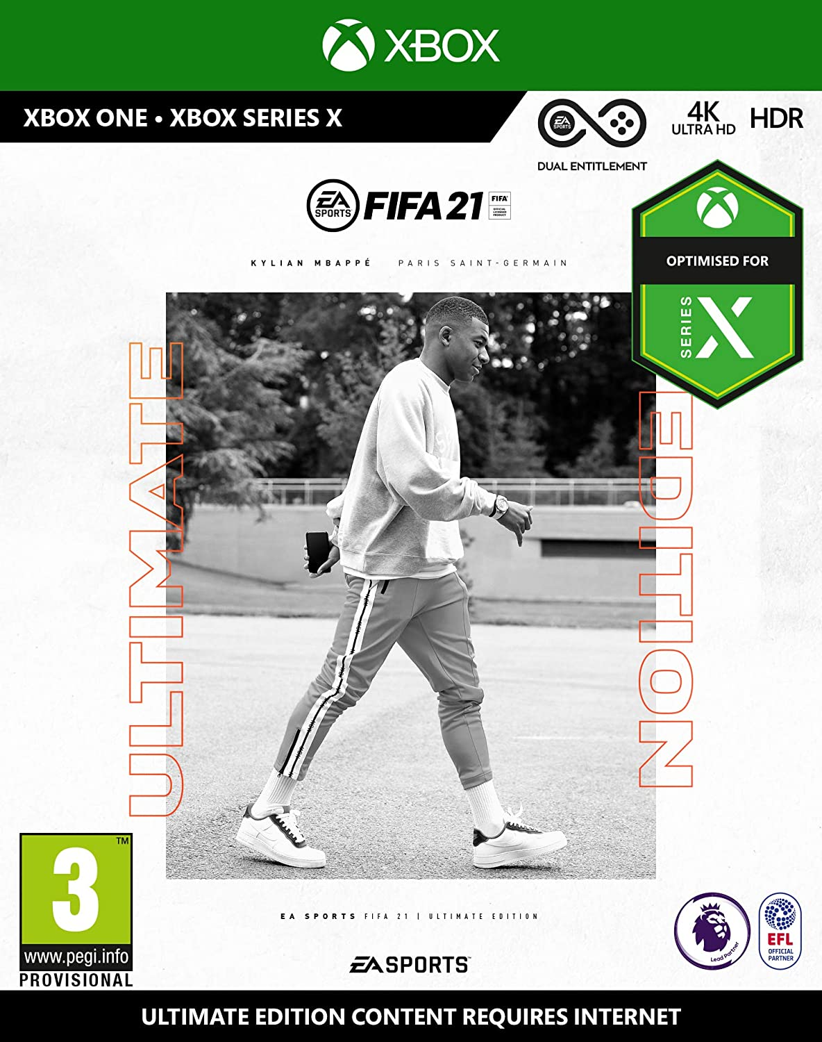 🎮 FIFA 21 Ultimate ¦ XBOX ONE ¦ XBOX SERIES X S