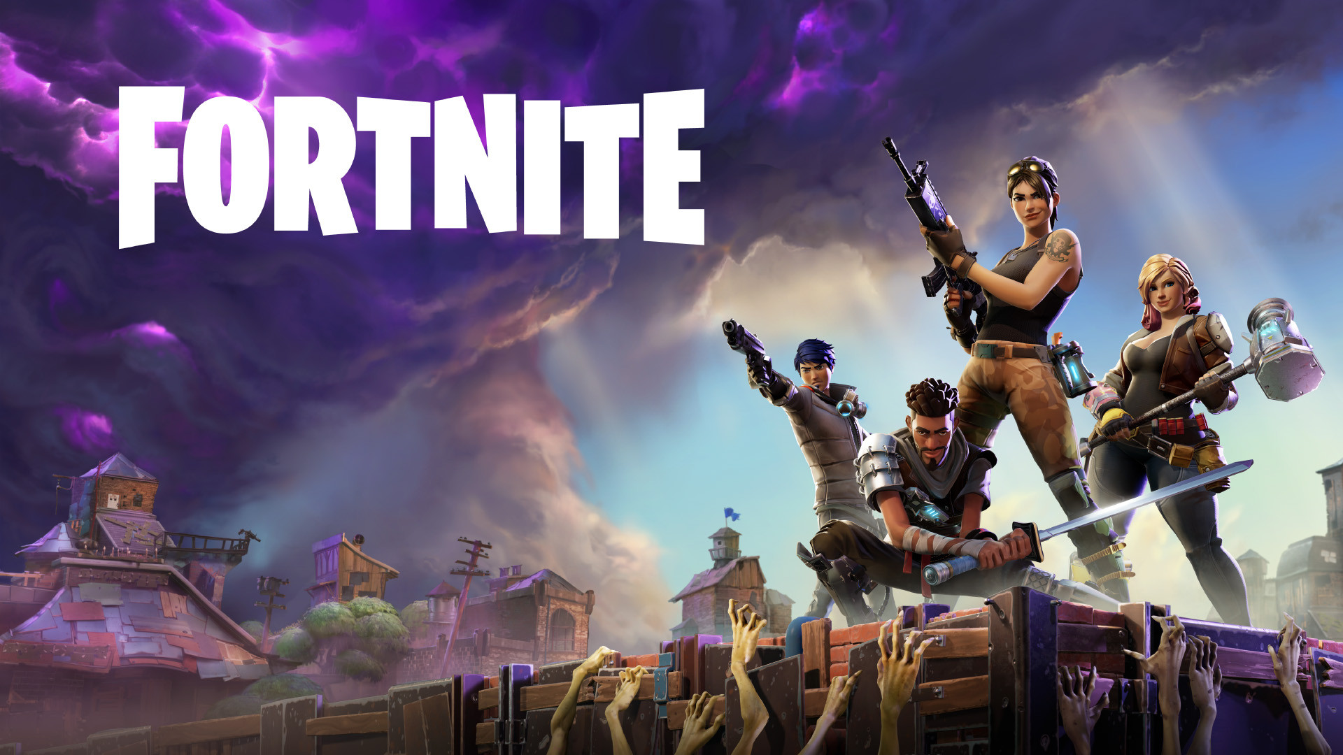 ACCOUNT FORTNITE PVE PC / CONSOLES + CASHBACK