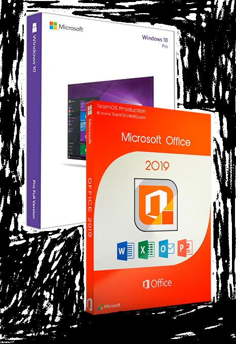 Фотография ключ windows 10 pro + ms office 2019 pro plus