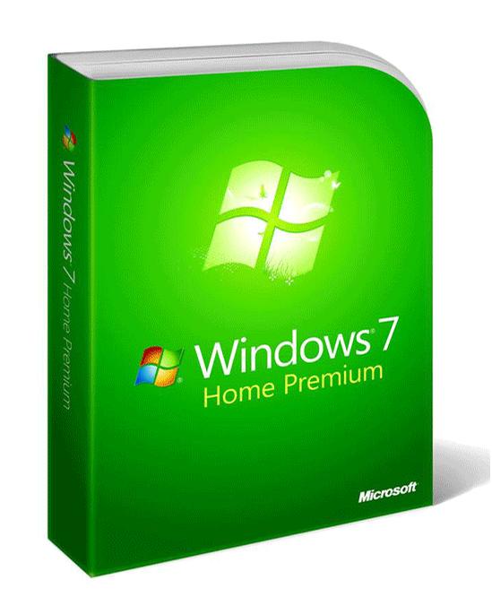 Фотография ключ активации windows 7 home premium