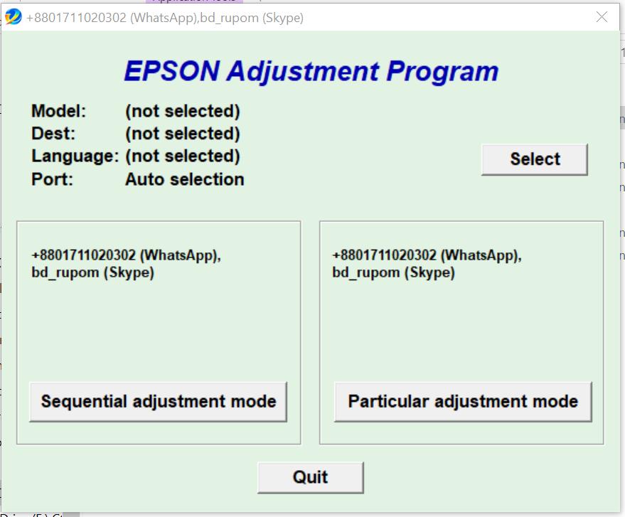 adjustment program epson l132 l222 l312 l362 l366 l130 l220 l310 l365