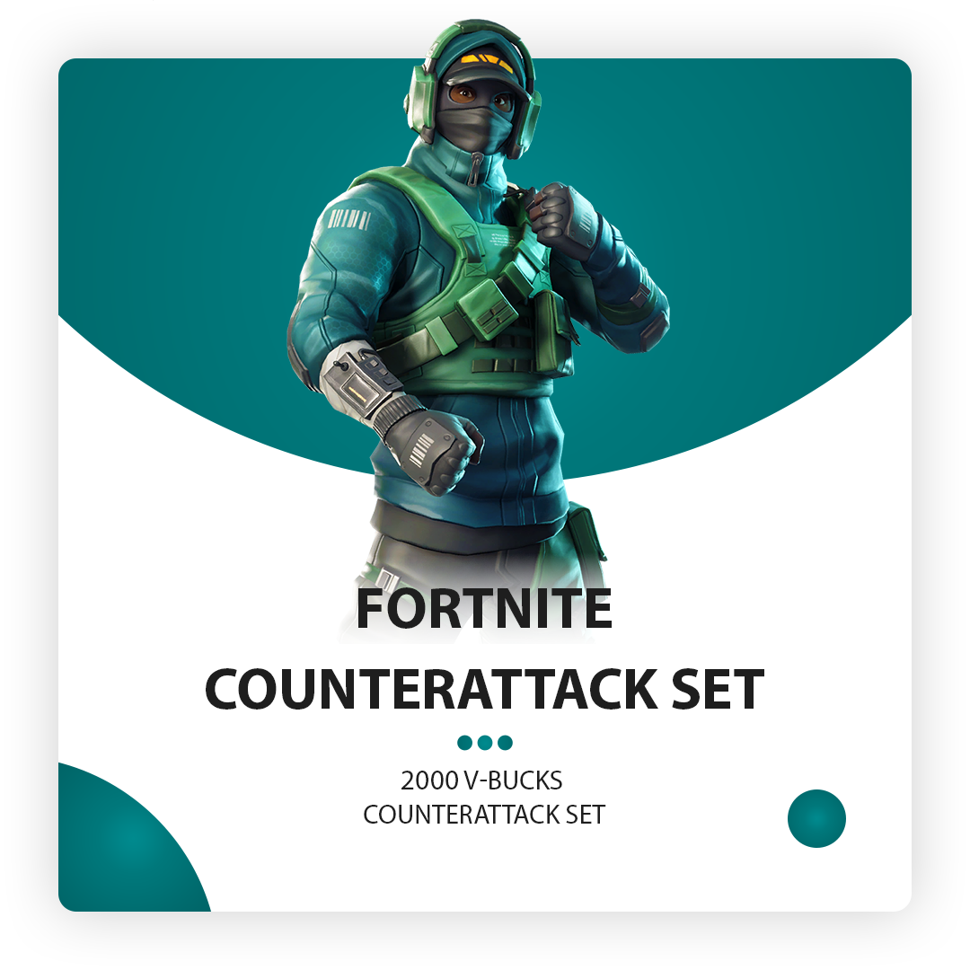 Fortnite Counterattack Set Free With Geforce Gtx Purchases