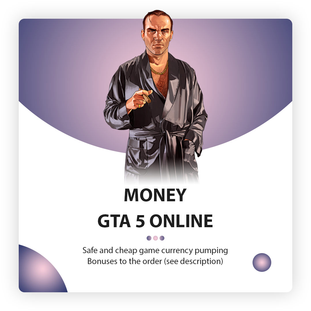 💰 Money GTA 5 Online  🚀 Cheap and Safe!