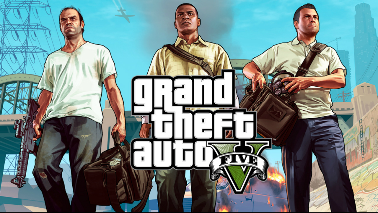 Grand Theft Auto 5 / GTA 5 SC Online + 100% Warranty