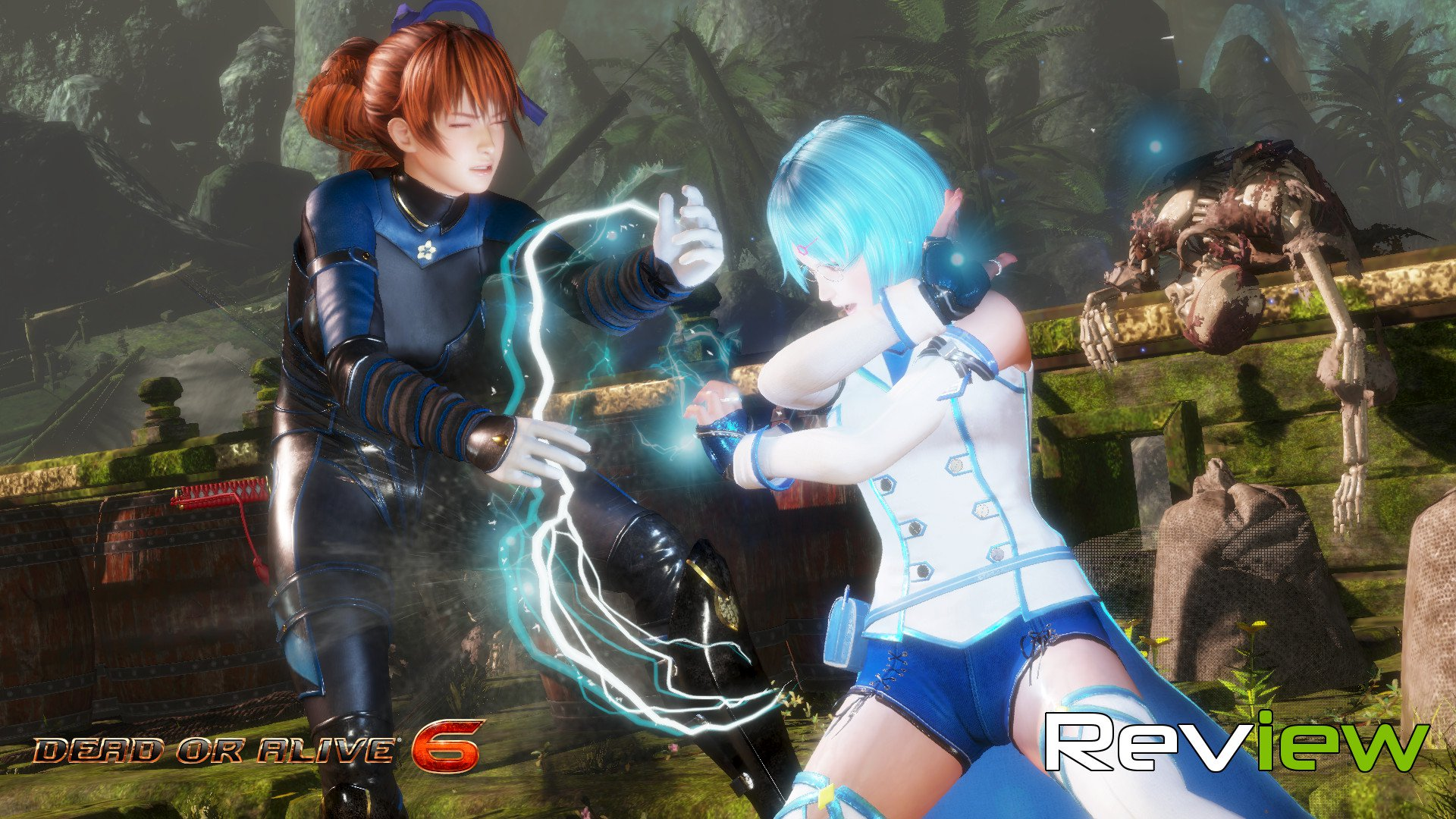 DEAD OR ALIVE 6 Deluxe Edition Xbox One key(Rus+VPN) 2019