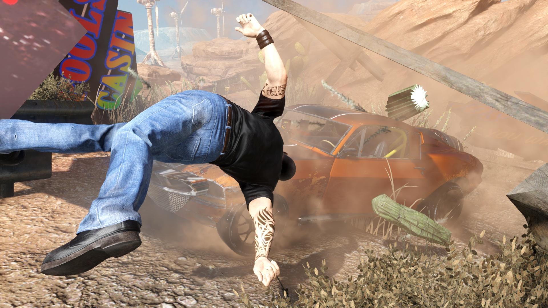 FlatOut 4 : Total Insanity Xbox One Key 2019