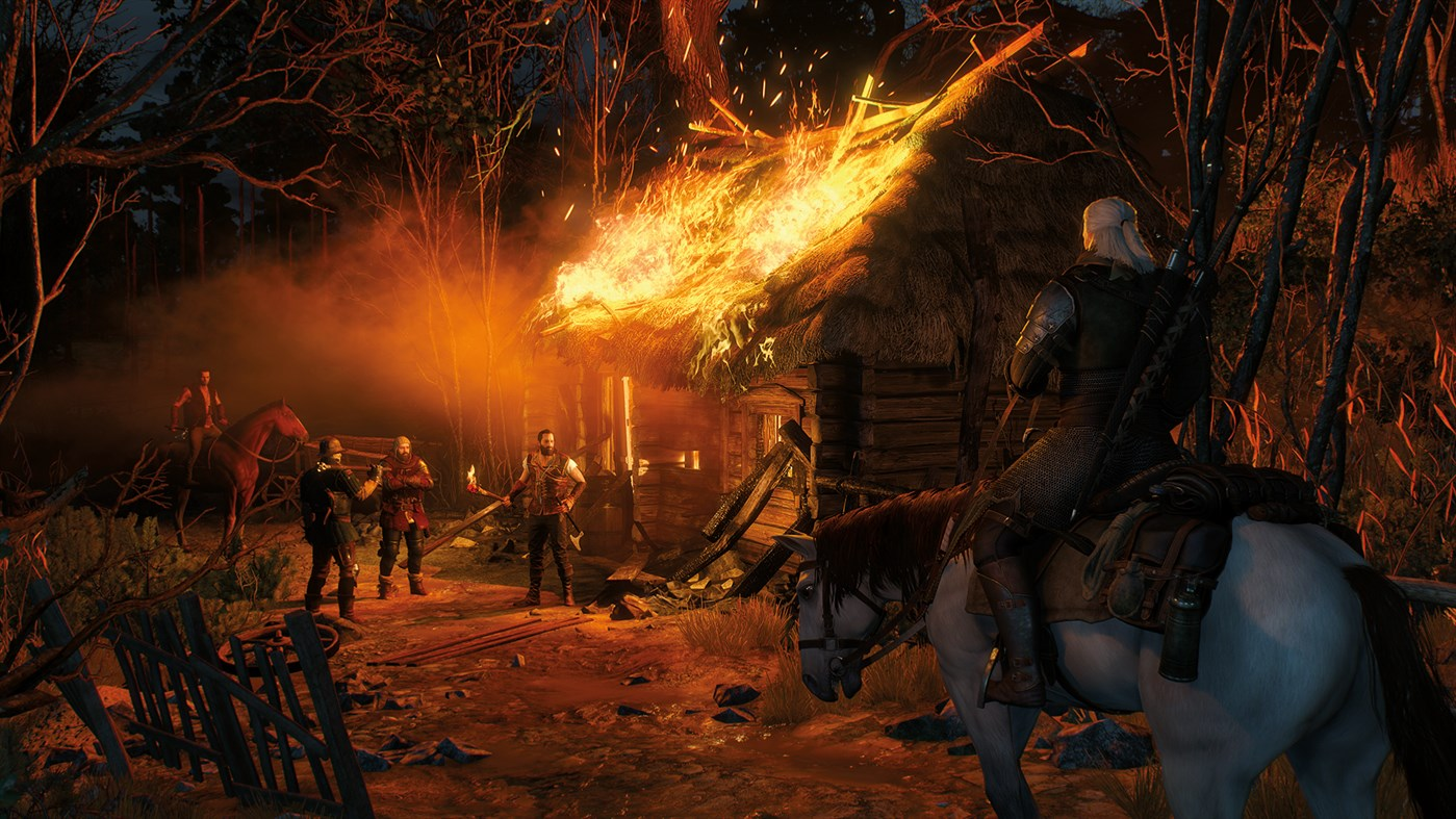 ✅Witcher 3  Game of the Year Edition Xbox One Key🔑