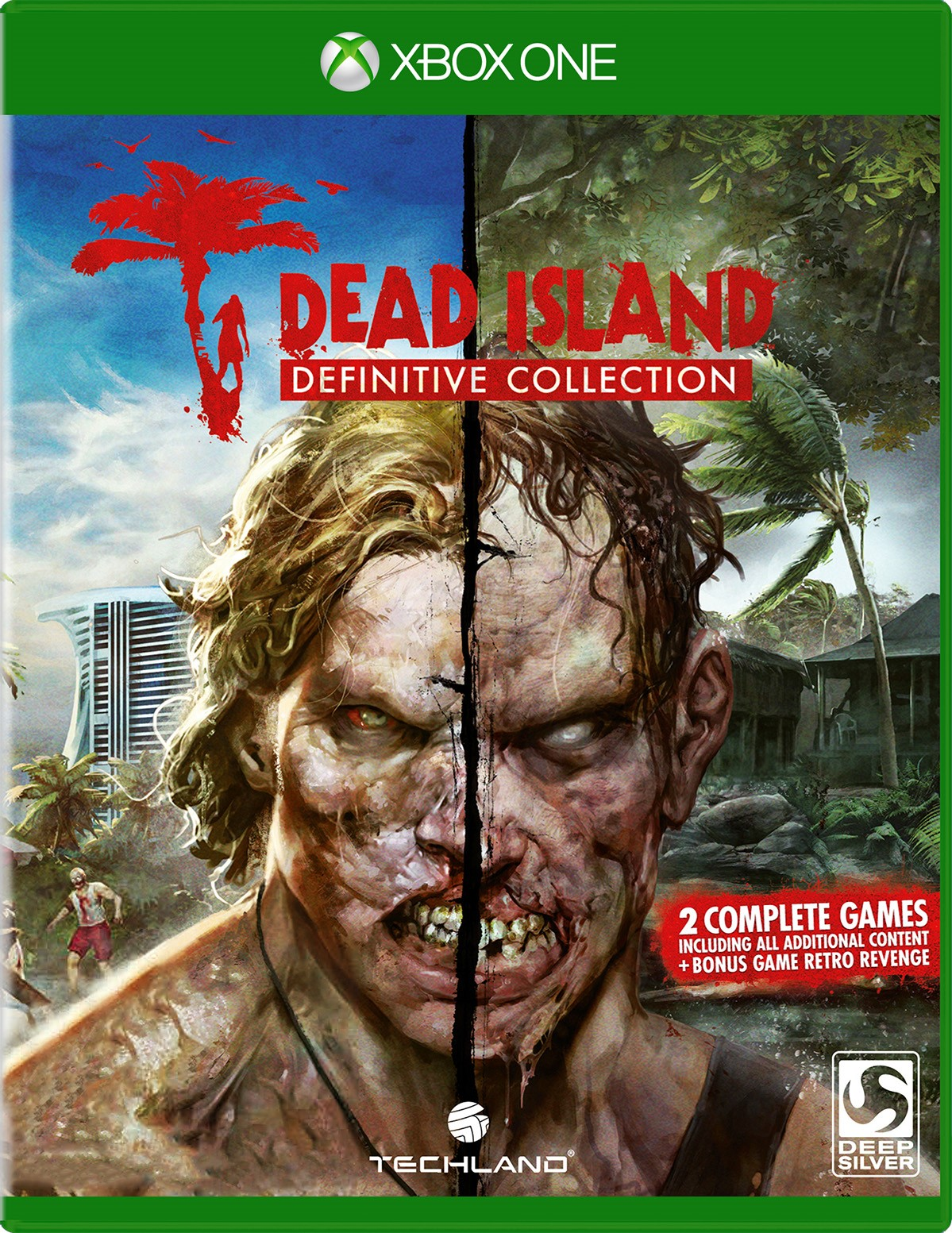 ✅ Dead Island Definitive Collection Xbox One Key 🔑
