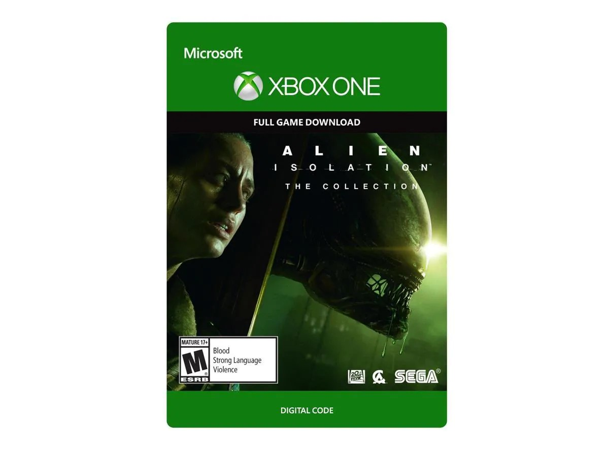 ✅Alien :Isolation  Collection Xbox One Key 🔑⭐