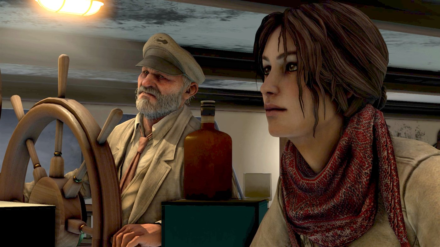 ✅Syberia 3 XBOX ONE Key 🔑