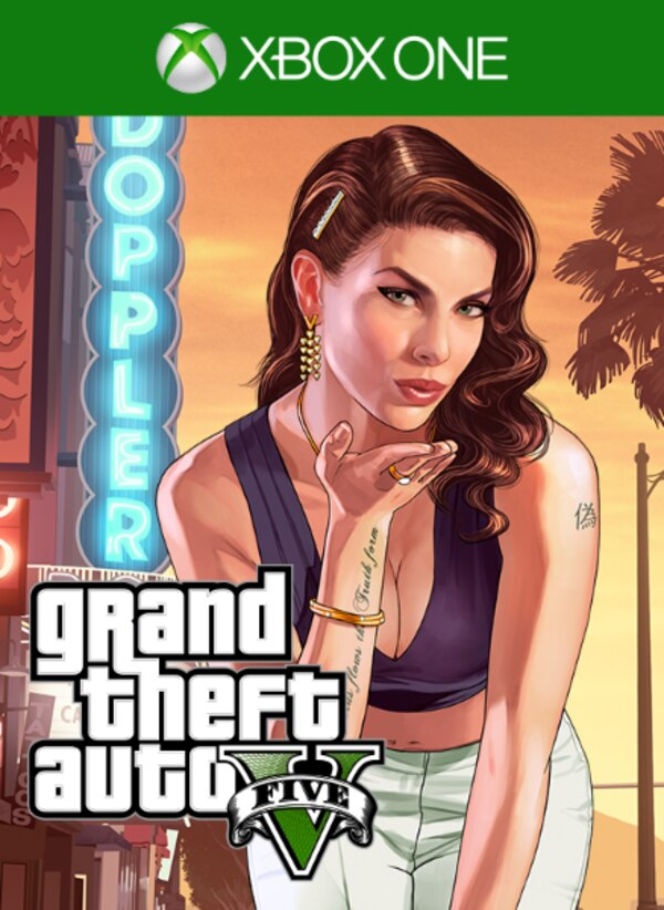 ✅ Grand Theft Auto V XBOX ONE Key🚗🔑