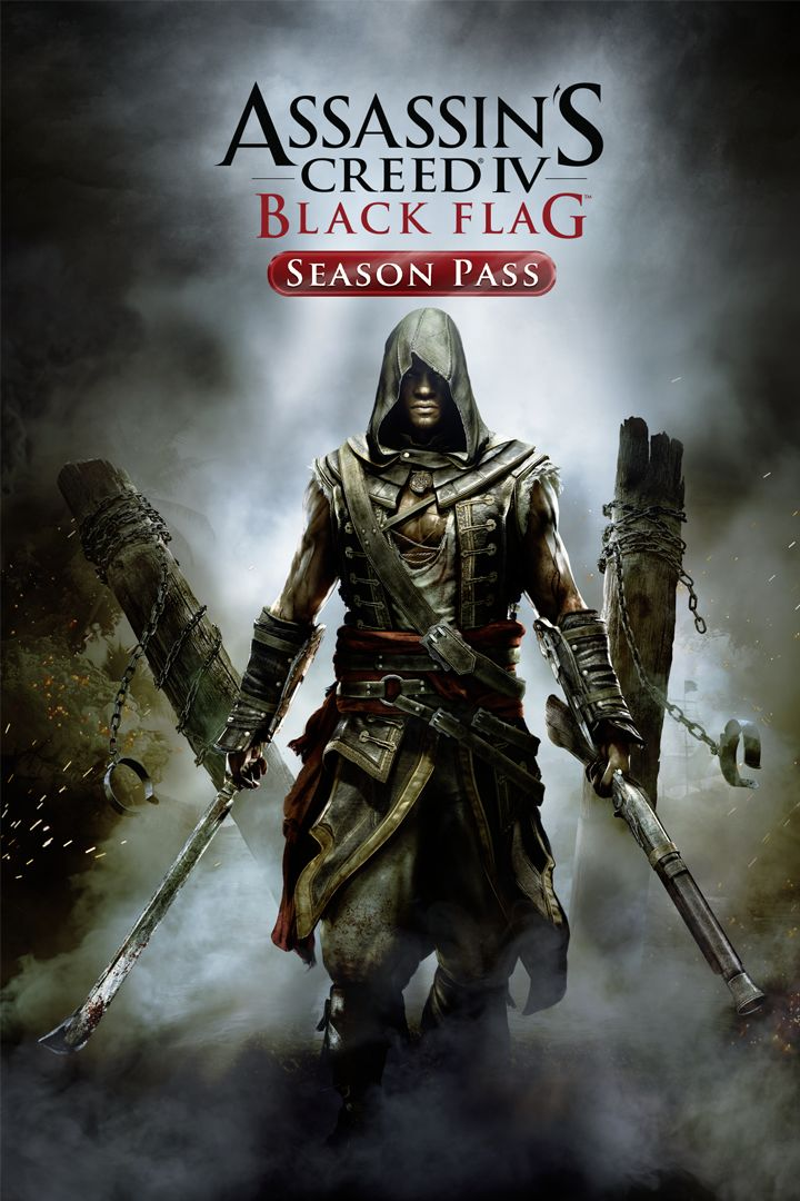 ✅Assassin´s Creed IV Black Flag Season Pass XBOX ONE 🔑